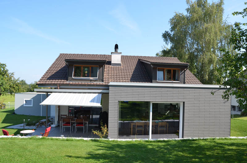 Anbau/Renovation EFH Arbon